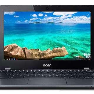 Acer Chromebook 11.6'' HD Intel Core i3 Laptop - SKU: NX.EF2SA.004-G07