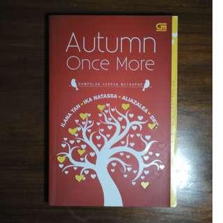 Autumn Once More (Kumpulan Cerpen)