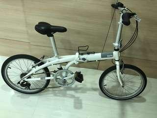 Tern Link C7 bicycle