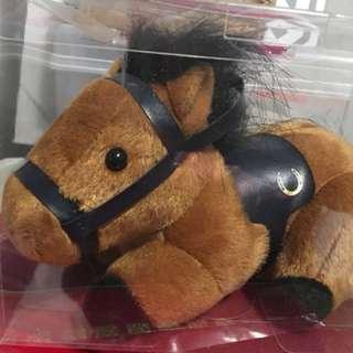 限量馬場🐎紀念公仔$60