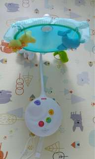 Fisher Price Musical Mobile (Precious planet projection mobile)