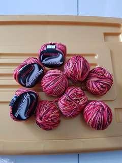 Merchandise cotton yarn