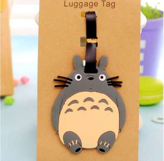 Totoro Luggage Tag/Bag Tag
