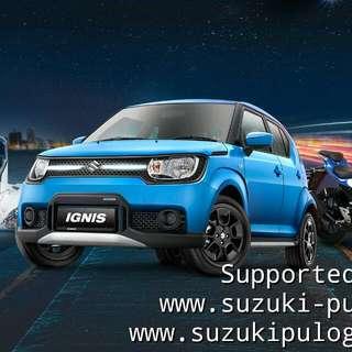 Suzuki IGNIS Ready Stock