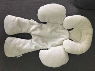 The first year brand baby support pillow