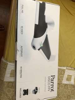 Parrot Disco drone , Flying wing