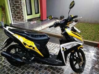 Mio M3 2015 Yellow