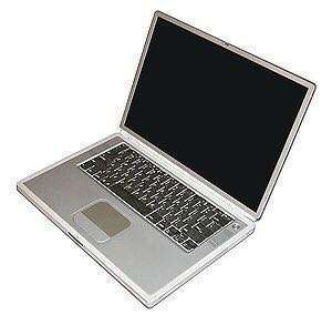 🚚 PowerBook G4
