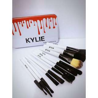 KYLIE 12 sets make-up brush