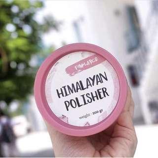 Pink Lab Scrub Himalayan Polisher