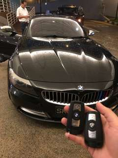 BMW keyless Remote Duplication