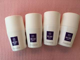 TBS White Musk Deo (New)