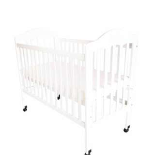 Wooden Cot ( Lucky Baby Brand)