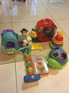 Fisher Price Toy Set