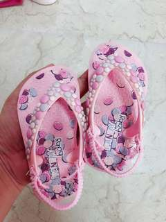 Baby's Slippers