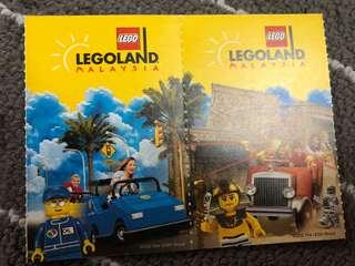 Legoland Kombo Ticket