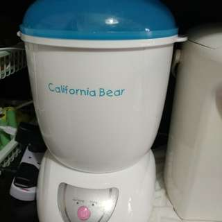 奶瓶消毒烘乾機