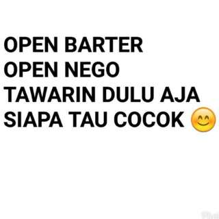 Open Barter😊