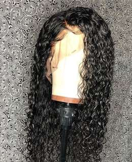 Custom lace wig maker