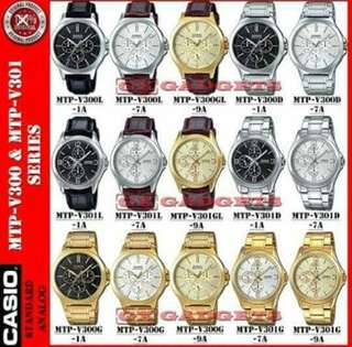 Casio Vintage Watches