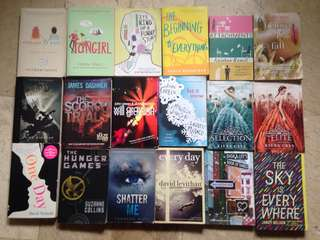 YOUNG ADULT BOOKS