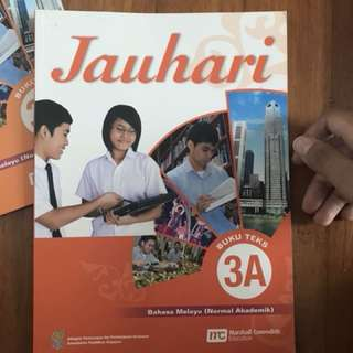 Juhari Secondary 3 NA