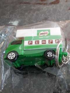 Milo truck keychain