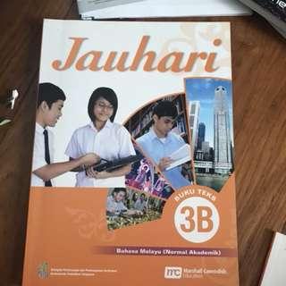 Juhari Secondary 3 NA