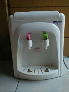 Dispenser Miyako hot & normal