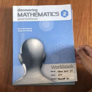 All Discovering Mathematics Sec 2