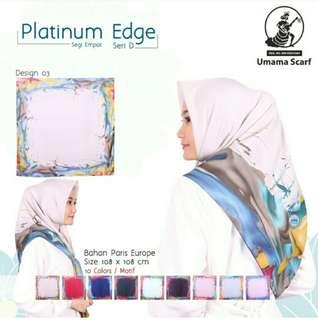 Hijab umama velvet
