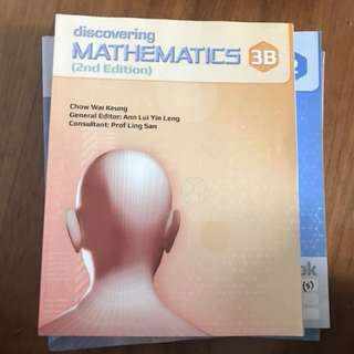 Discovering Mathematics Secondary3 Express