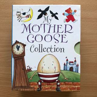 Mother Goose Series of Books (Used)