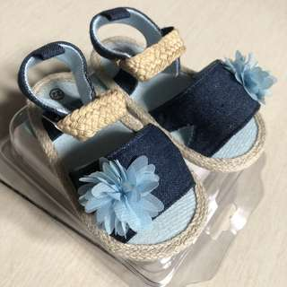 Crib Couture sandals for baby girl size EU 22