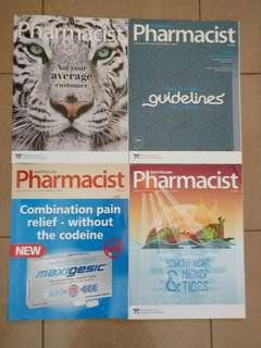 Australian Pharmacist Journals
