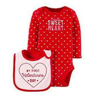 Child of Mine 2pc Set - Sweet Heart 380