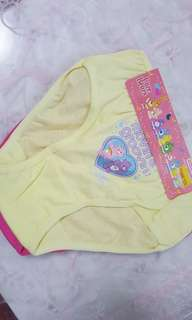 Care Bear Girls three pieces panty