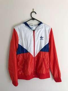Colour Block Adidas Jacket