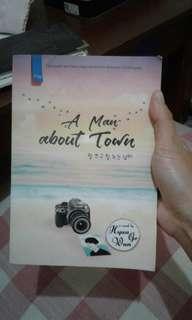 Novel A man about town