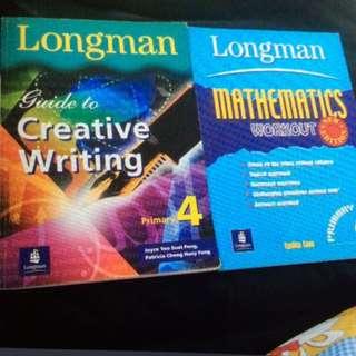 P4 Creative Writing & Mathematics