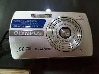 Olympus u700 7.1Megapixel