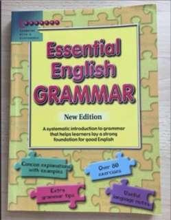 Primary School : Essential English Grammar