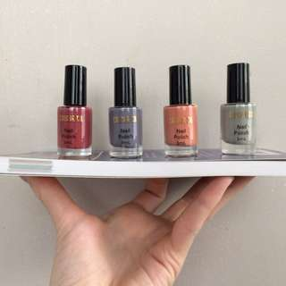Colour Co. 5ml nail polish set