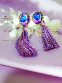 Clearance - Galaxy Tassel