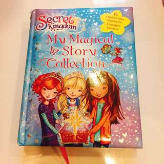 Secret Kingdom magical story collection