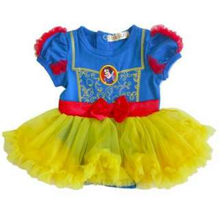 Snow White Tutu Dress 750