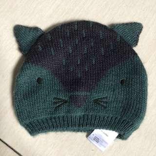 Cotton On Baby cat bonnet