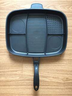 Debellin 5 in 1 Grill Pan