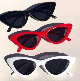 NEW! Catwoman Sunglasses