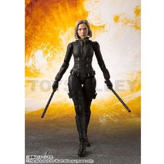 [Preorder Closed] S.H.Figuarts SHF Avengers Infinity War Black Widow ASIA